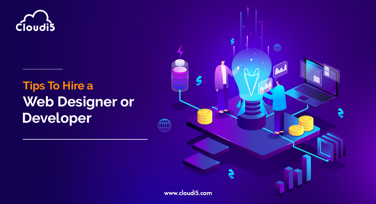Are You Looking For A Web Designer And A Developer? Here's The Key to Enrich Your Experience