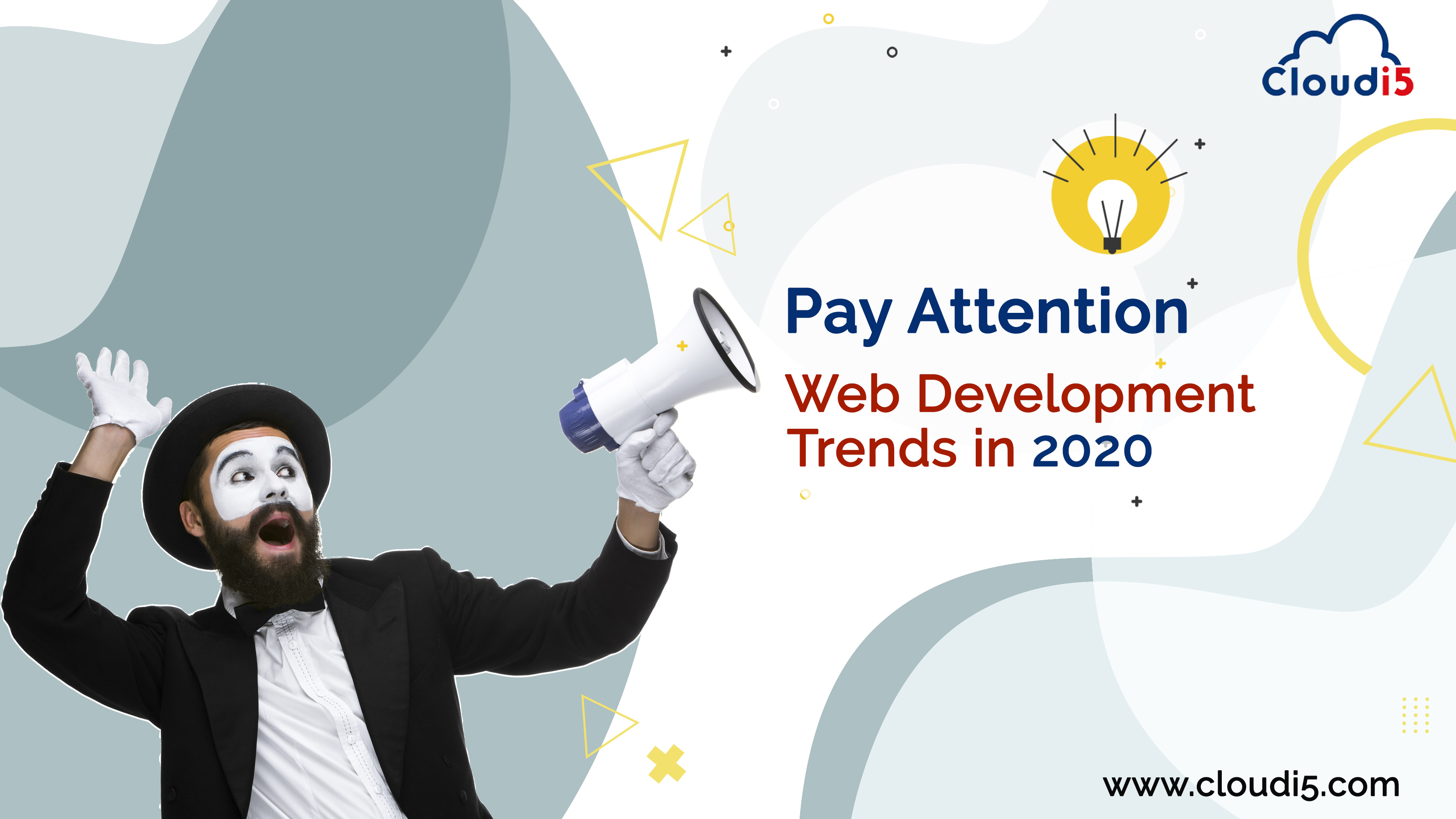 Pay attention to these web development trends in 2020