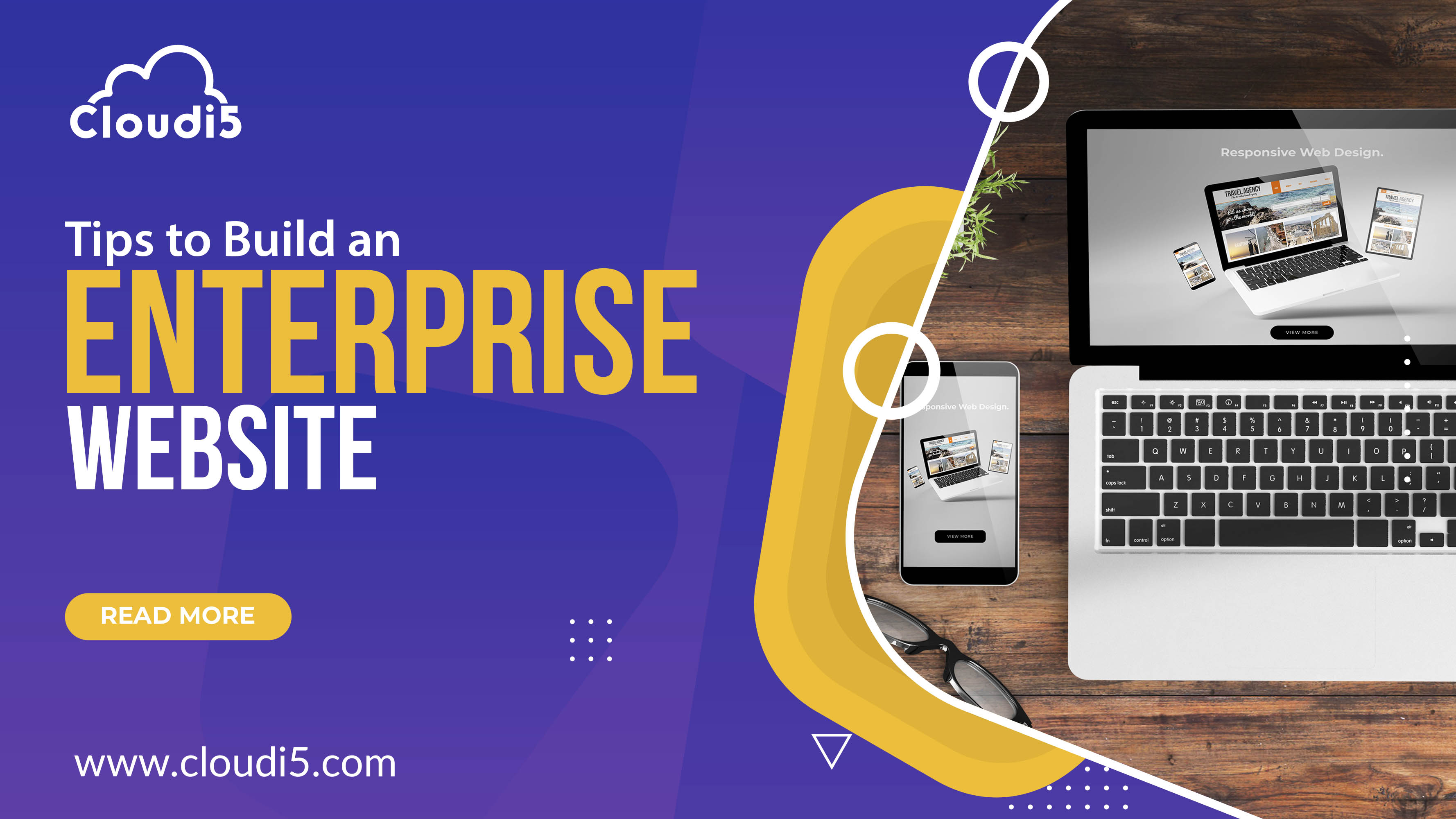 Tips to Build an Enterprise Website
