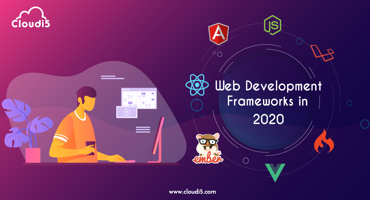 Top Web Development Frameworks of 2020
