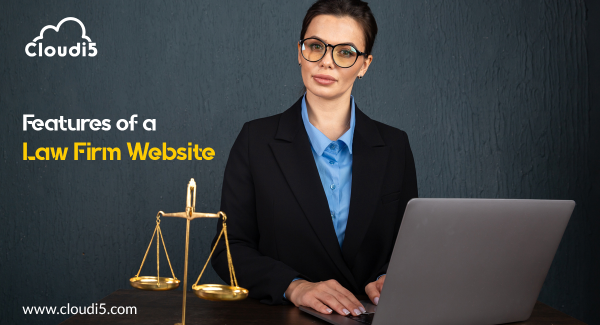 Important Features of a Law Firm Website