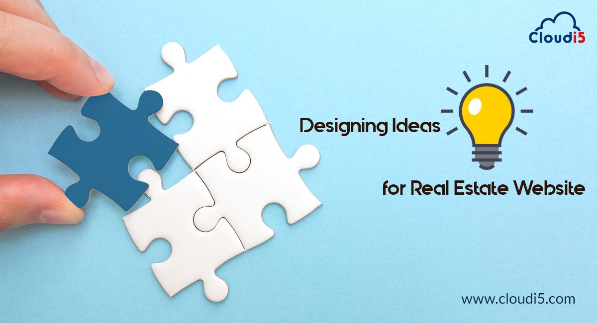 Designing Ideas for Real Estate Website