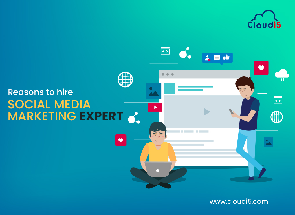 How important to hire a Social Media Marketing Expert for your business?