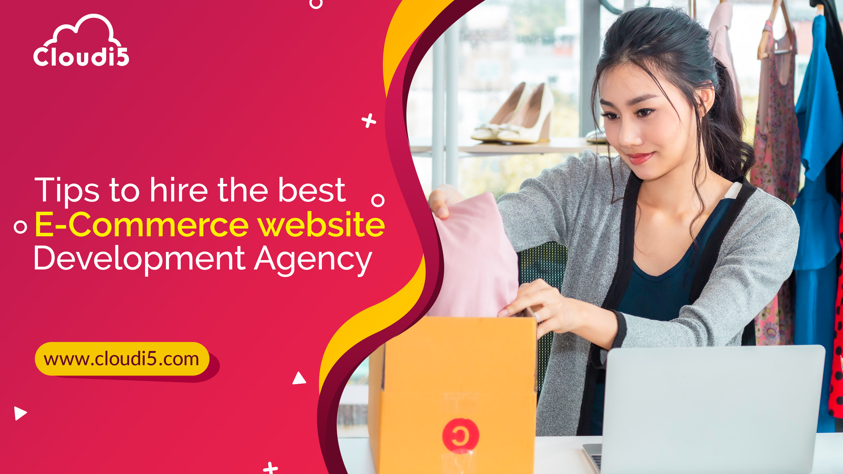 Tips to hire the best e-commerce website development agency