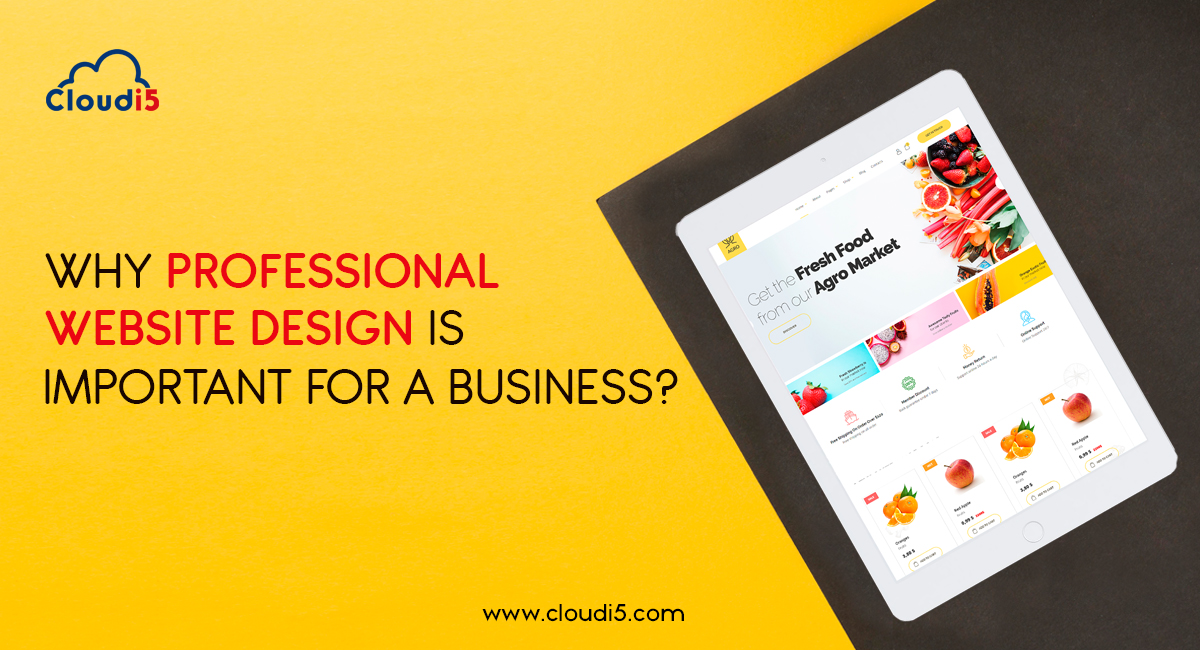 Is Professional Website Design Important? Absolutely Yes