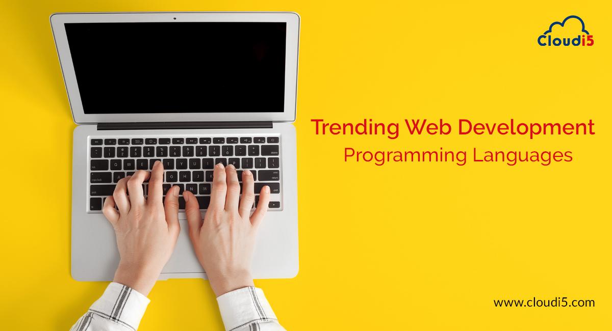 Trending Web Development Programming Languages