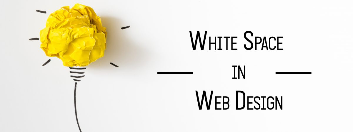 Web Design Trend: White Space Designs