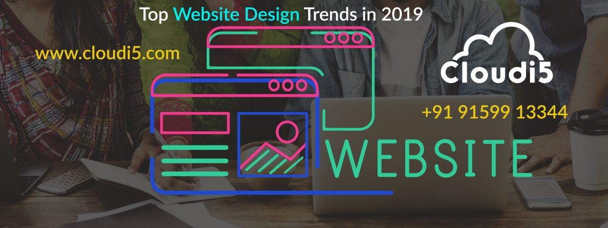 Web Design Latest Trends 2019