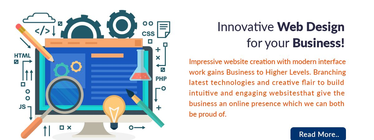 Innovative Web Design For Your Business