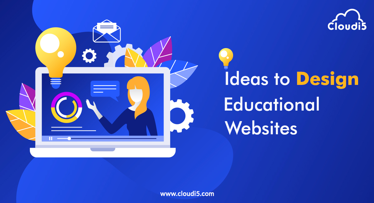 Ideas to Design Educational Websites